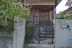 閑静な住宅街←解体し土地としての販売へ